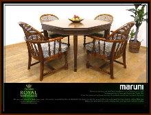 12ロイヤル 丸テーブルセット