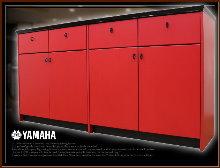 5-ヤマハ家具サイドボード買取