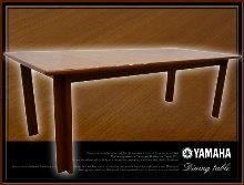 6-ヤマハ家具ダイニングテーブル買取