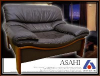 5-アサヒ家具1Pソファ