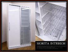 19-モリタインテリア食器棚買取
