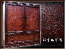 8-鎌倉彫り和箪笥買取