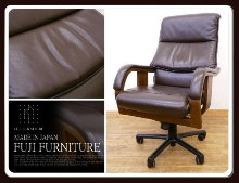 18-フジファニチュア椅子買取