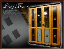 1-岡家具リビングボード買取