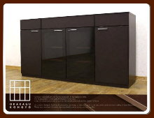 3-岡家具サイドボード